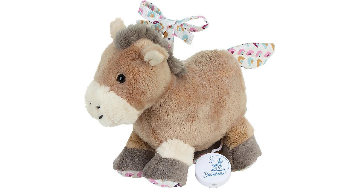 Spieluhr S Pony Pauline braun