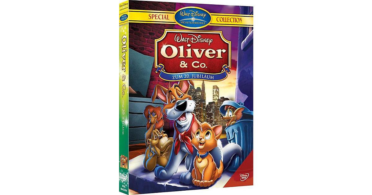 DVD Oliver & Co - Jubiläums-Edition