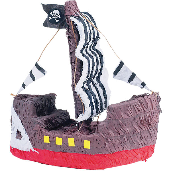 Pinata Piratenschiff Amscan Mytoys