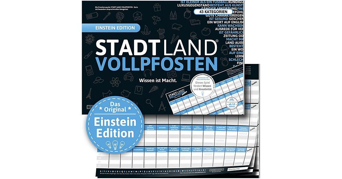 Denkriesen STADT LAND VOLLPFOSTEN® - Einstein Edition
