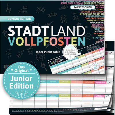 Denkriesen STADT LAND VOLLPFOSTEN® - Junior Edition,