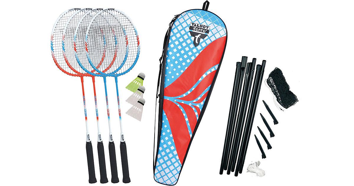 Badmintonset 4-Fighter bunt