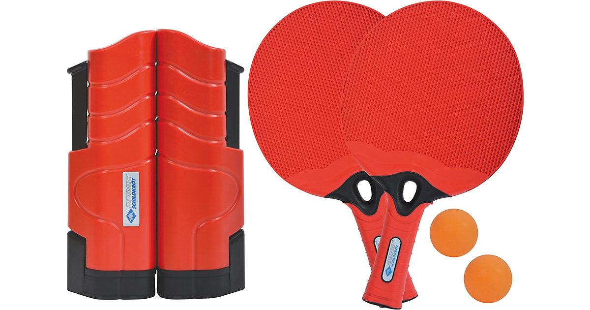 "Tischtennis Outdoor Set 2 Player ""Outdoor Flex"" rot"