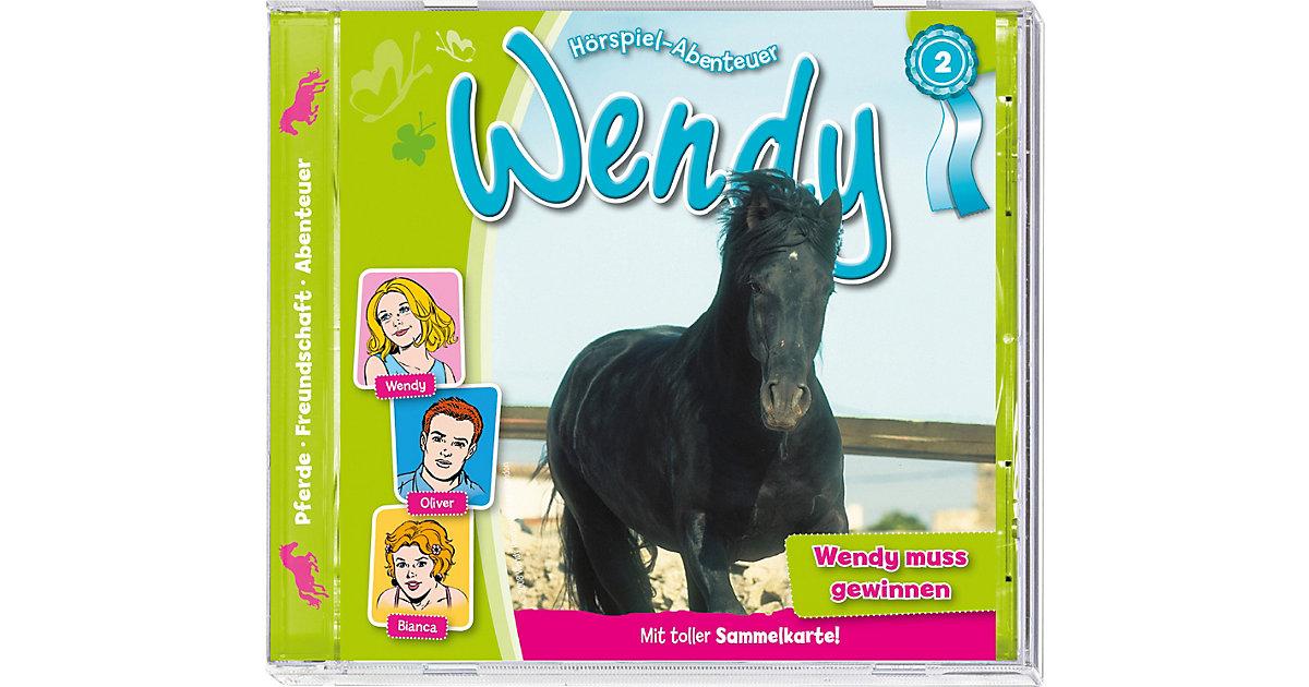 CD Wendy 02 - Wendy muss gewinnen
