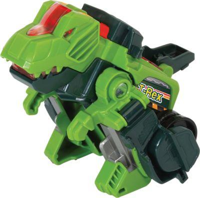 Switch & Go Dinos - Mini-T-Rex grün