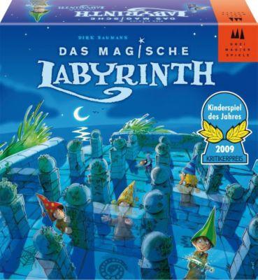 KINDERSPIEL DES JAHRES 2009 - Das magische Labyrinth