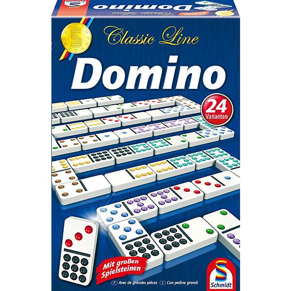 Classic line, Domino, Schmidt Spiele