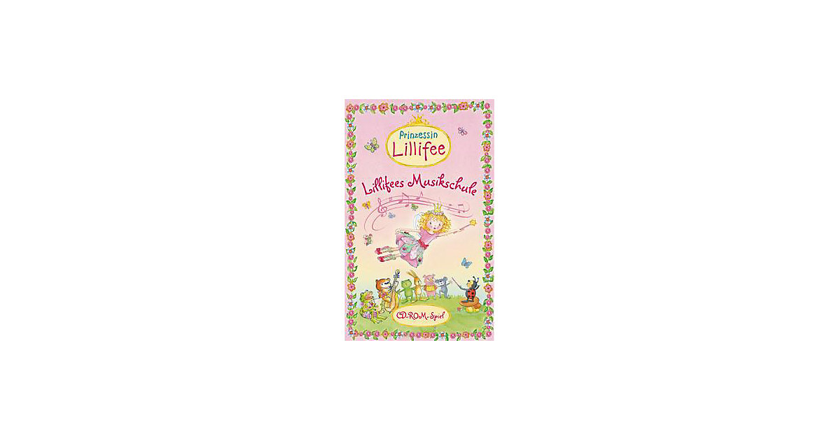 PC Prinzessin Lillifee - Lillifees Musikschule