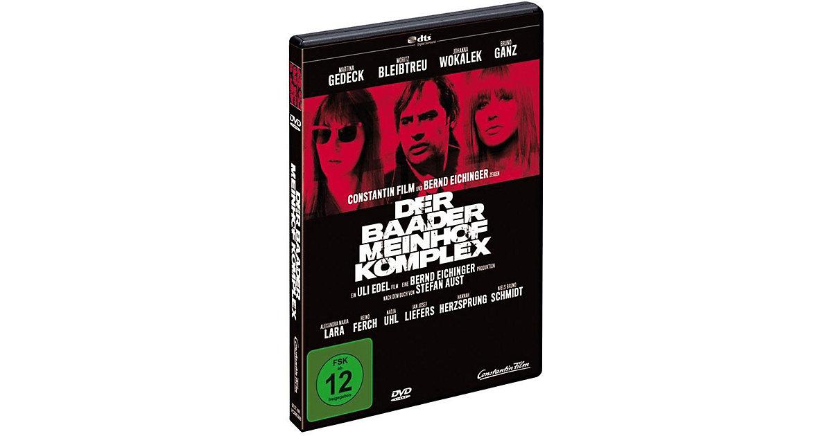 DVD Der Baader Meinhof Komplex
