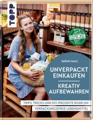 Buch - Unverpackt einkaufen - Kreativ aufbewahren