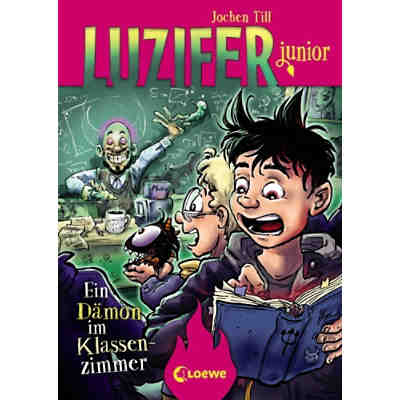 Luzifer junior - Ein Dämon im Klassenzimmer
