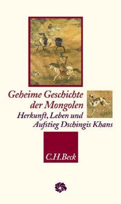 Buch - Geheime Geschichte der Mongolen
