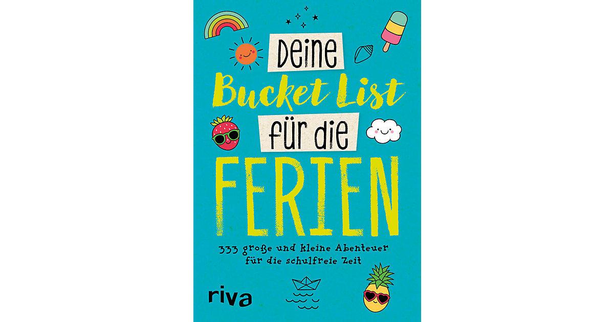 Image of Buch - Deine Bucket List die Ferien Kinder