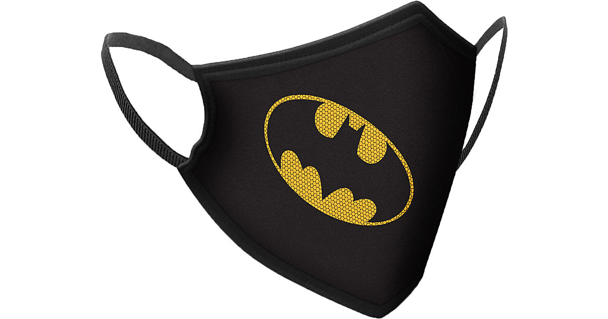 Mund-Nasenschutzmaske, Erwachsene, Batman Gotham  Kinder