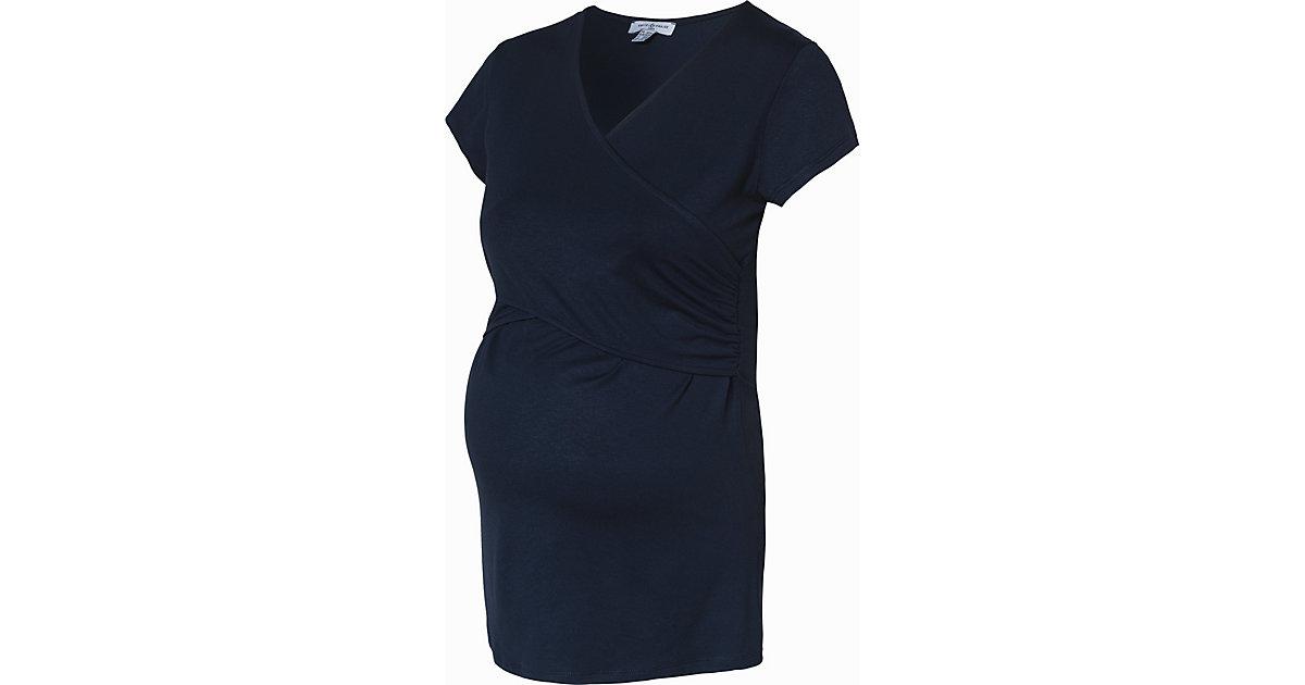 Stillshirt FIONA dunkelblau Gr. 44/46 Damen Kinder