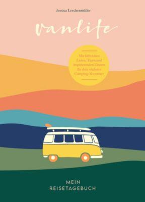 Buch - Van Life - Mein Reisetagebuch
