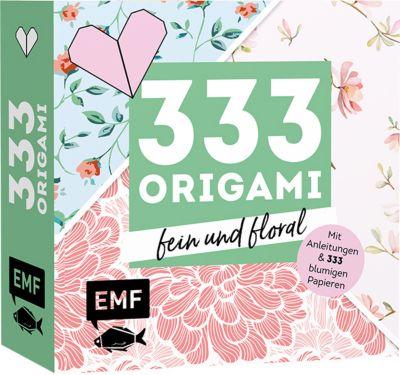 Buch - 333 Origami - fein und floral