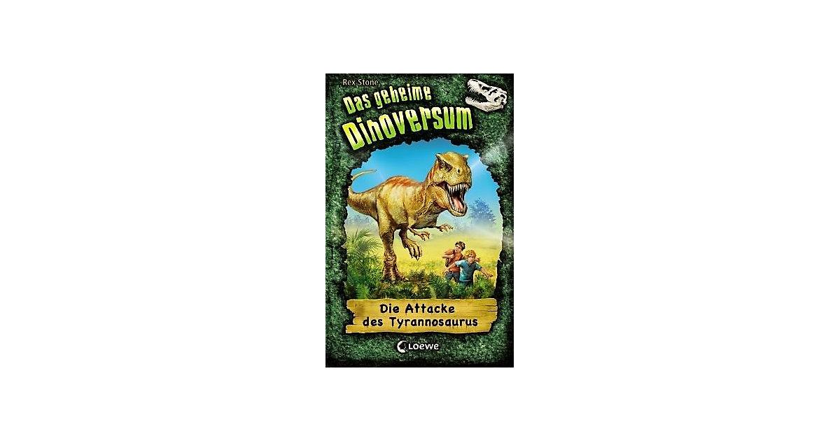 Das geheime Dinoversum: Die Attacke des Tyranno...