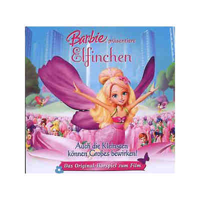 CD Barbie - Elfinchen