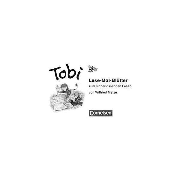 tobifibel neubearbeitung 2009 lesemalbl228tter zum