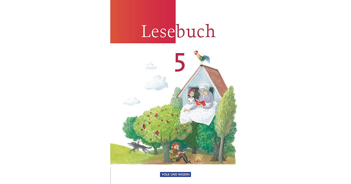 Lesebuch, Neue Ausgabe Östliche Bundesländer un...