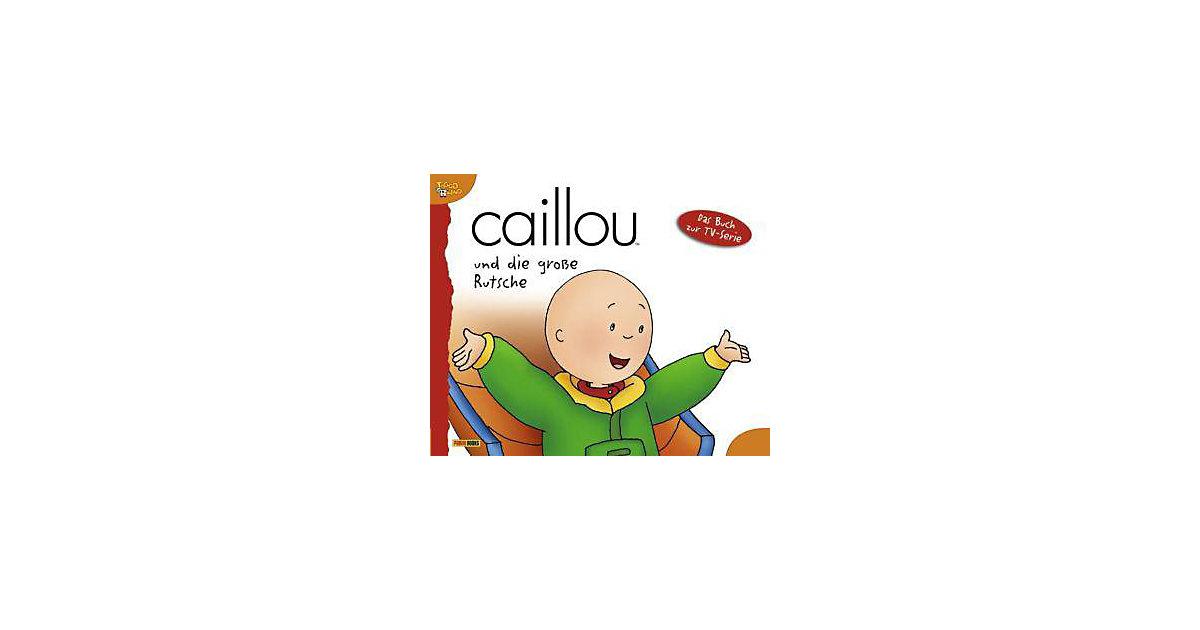 Caillou und die große Rutsche