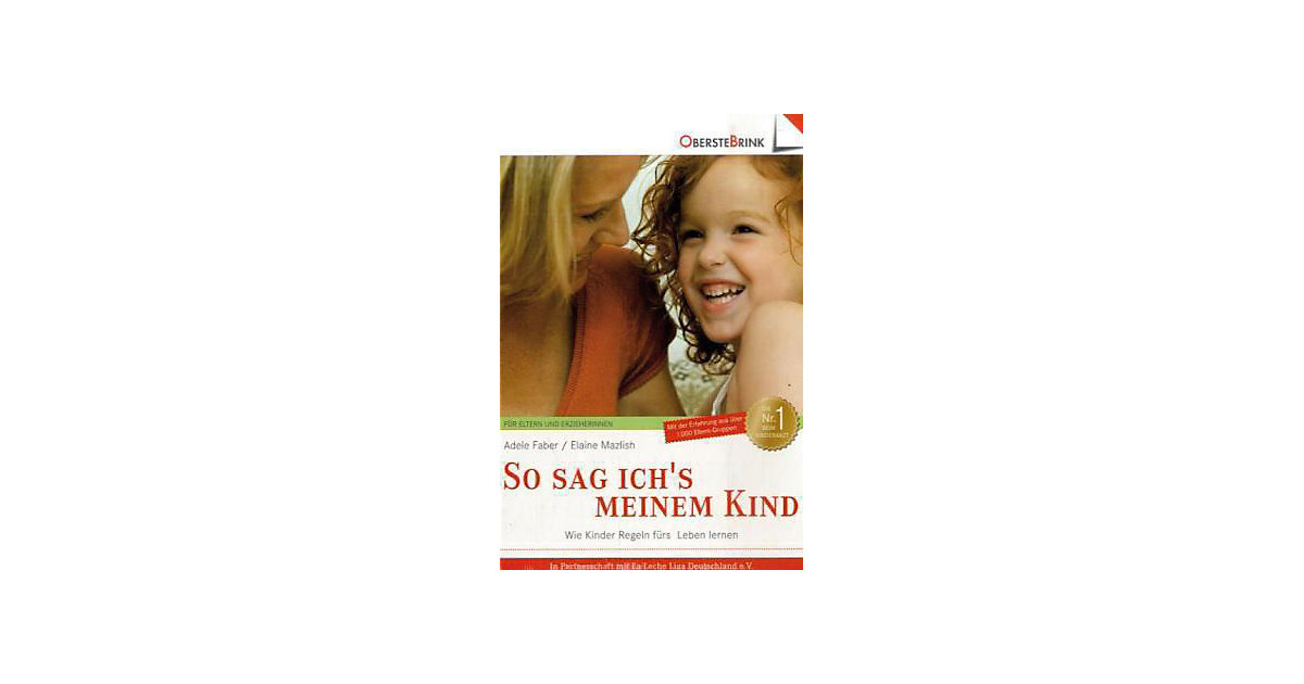 Oberstebrink Verlag · So sag ich´s meinem Kind