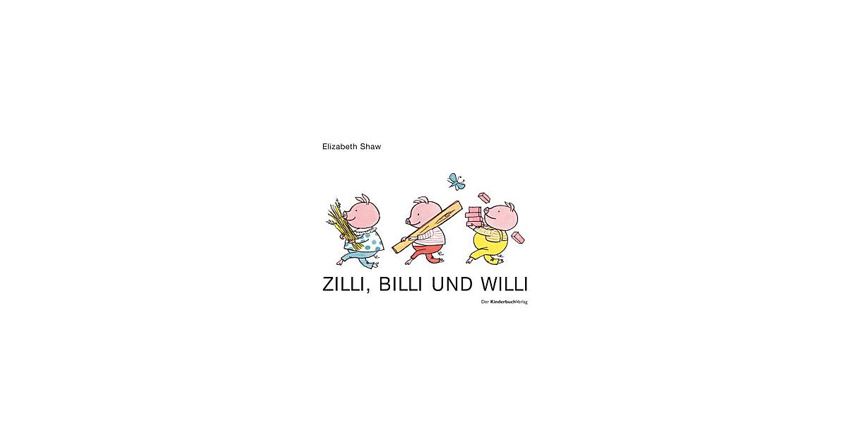 Buch - Zilli, Billi und Willi