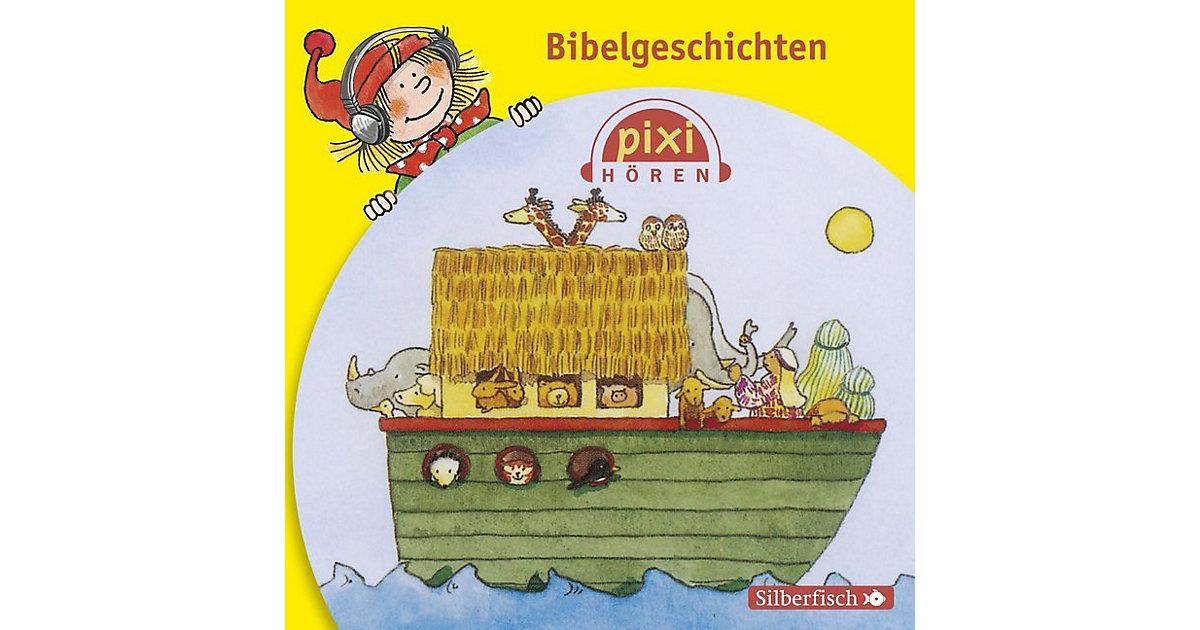 Pixi hören: Bibelgeschichten, 1 Audio-CD