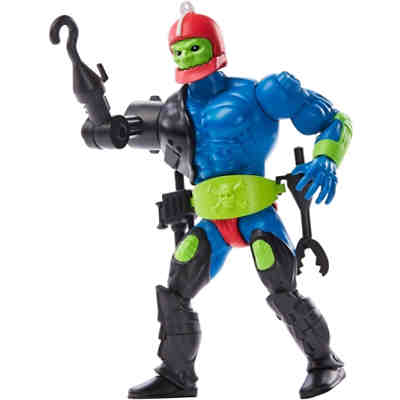 Masters of the Universe Origins Actionfigur Trap Jaw, 14 cm