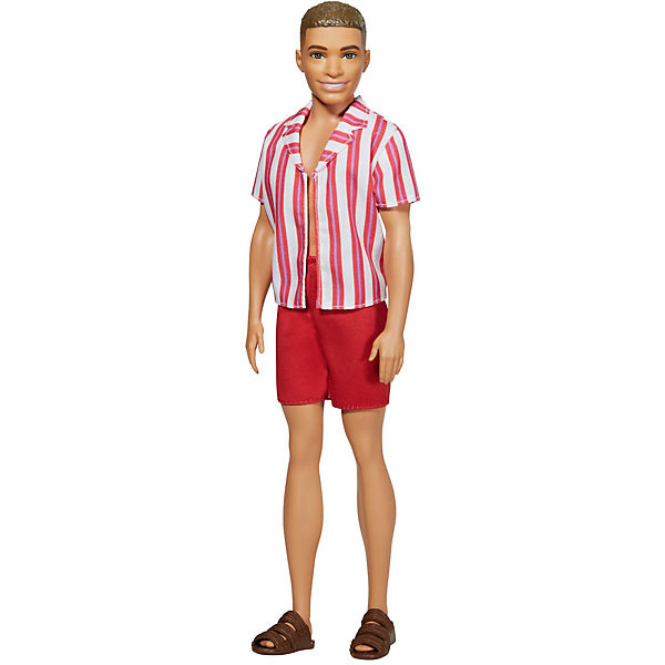 Ken Fashionistas 60th Anniversary Puppe: 1962 Swimsuit