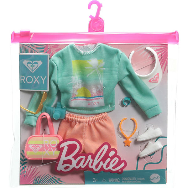 Barbie Fashions Licensed Storytelling Pack Roxy (Sweater / Shorts)