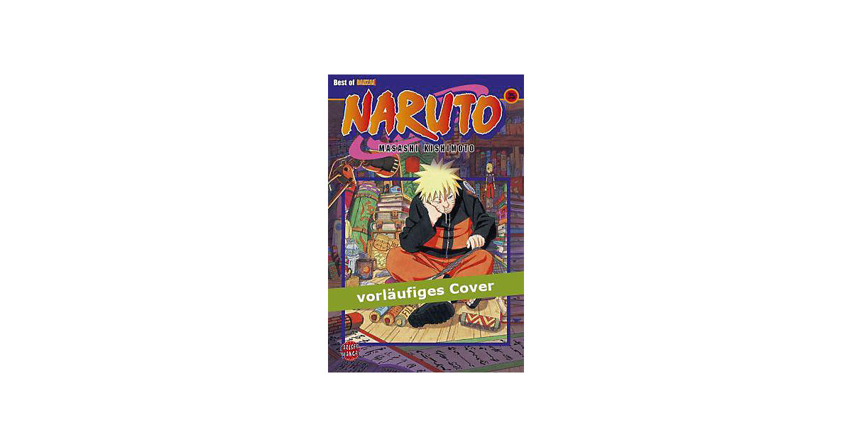 Naruto, Bd. 35
