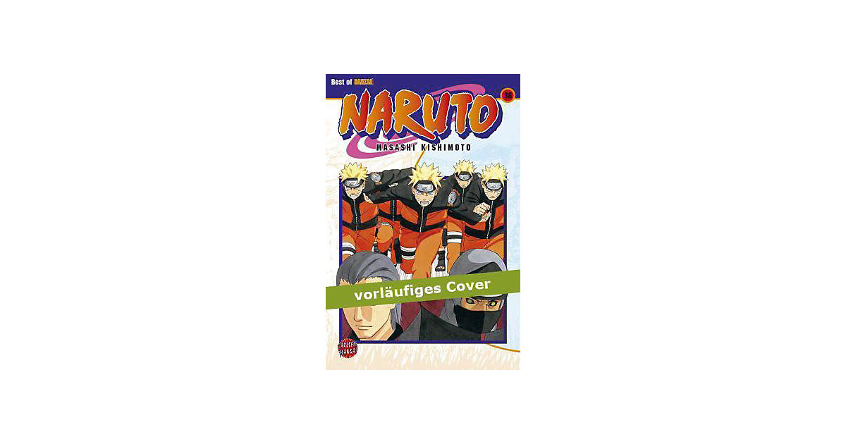 Naruto, Bd. 36