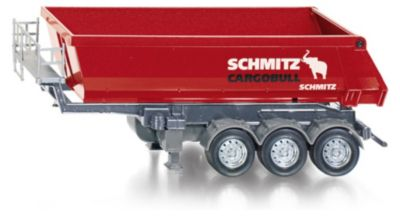 SIKU 6727 Control 32 RC - Truck Anhänger LKW, Kippsattelauflieger 1:32 Kinder