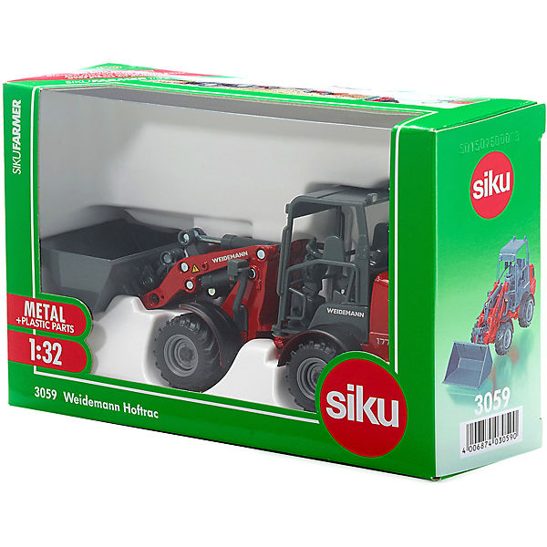 Siku 3059 1:32 Farmerserie Weidemann Hoftrac Bagger