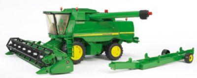 günstig kaufen BRUDER John Deere T670i Mähdrescher 02132