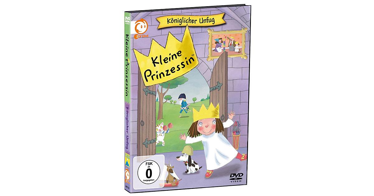 DVD Kleine Prinzessin - Königlicher Unfug