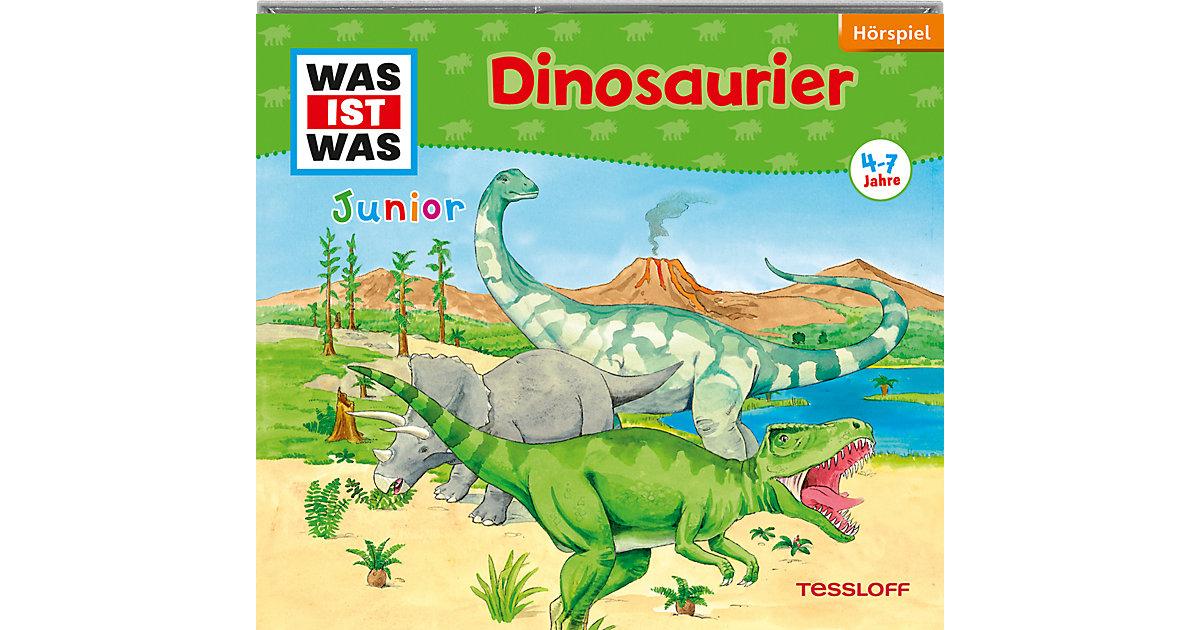 CD Was ist Was Junior 06 - Dinosaurier Hörbuch