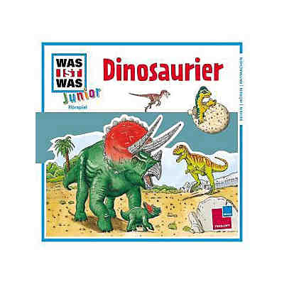 CD Was ist Was Junior 06 - Dinosaurier