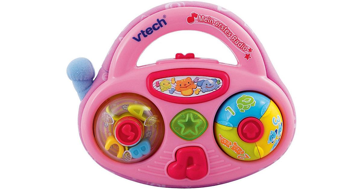 Mein erstes Radio, pink
