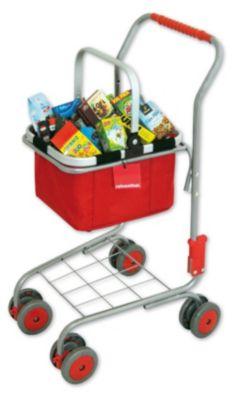 Reisenthel Einkaufswagen rot, gefüllt