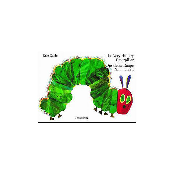 Die kleine Raupe Nimmersatt / The Very Hungry Caterpillar