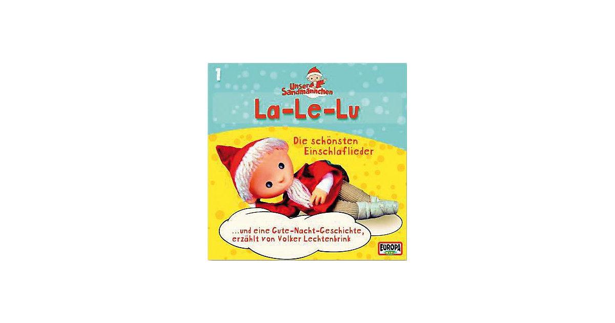 CD Sandmännchen 01 - La-Le-Lu Hörbuch