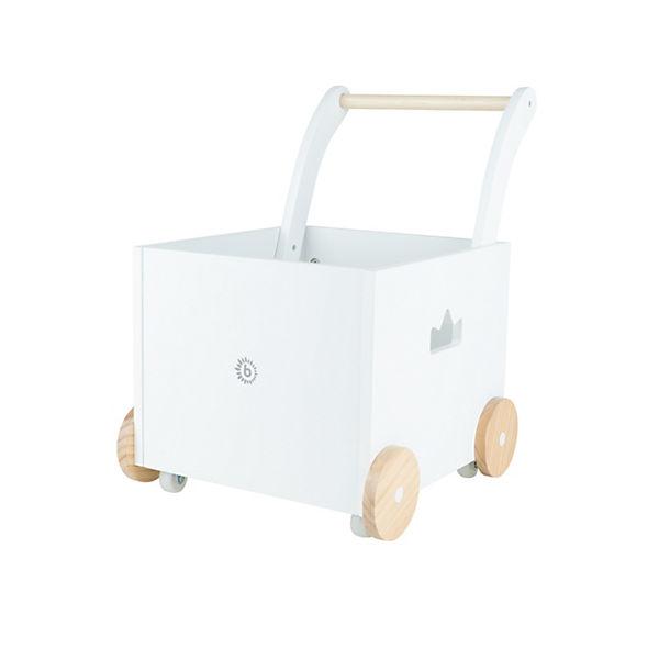Best For Kids 2-in-1 Laufwagen mit elektronischen Funktionen Lauflernwagen