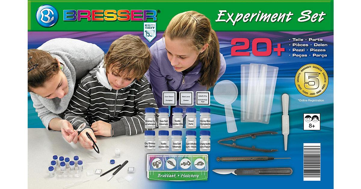 Experimentierset Mikroskopie