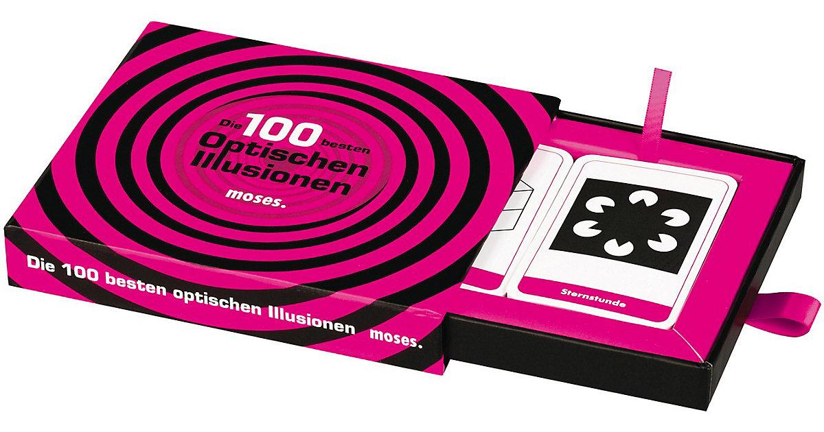 Die 100 besten optischen Illusionen