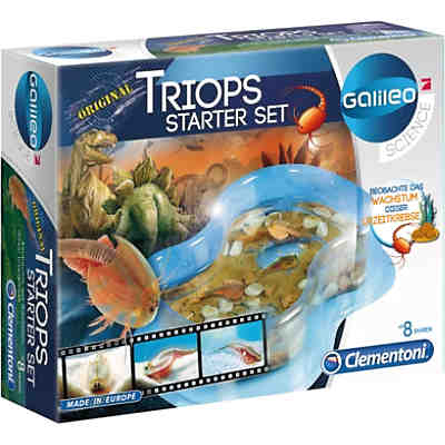 Galileo - Original Triops Starter Set