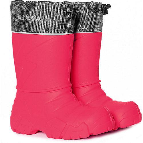 Резиновые Сапоги со съемным носком BJÖRKA - красный от BJÖRKA