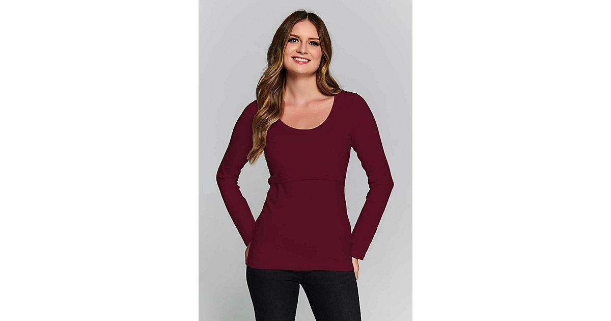 Stillshirt Lara Stillshirts rot Gr. 34/38 Damen Erwachsene
